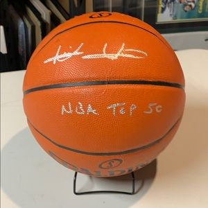 Other - Isaiah Thomas Signed Spalding Basketball JSA